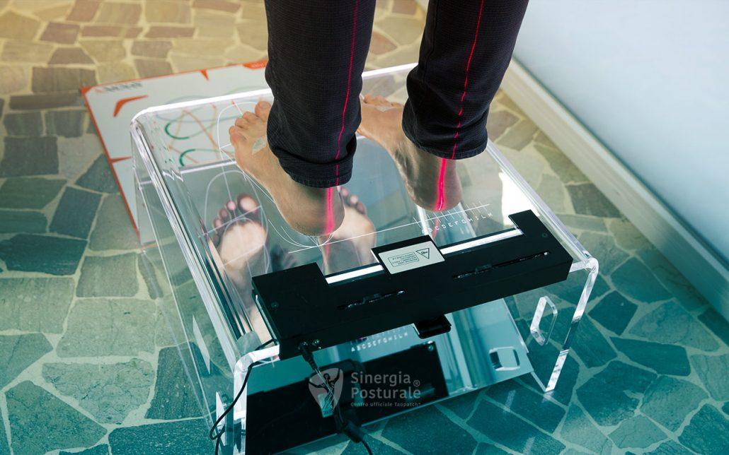 Centro Sinergia Posturale Taopatch Fasique tecnologia terapia human upgrade device energia incremento prestazioni forza equilibrio benessere