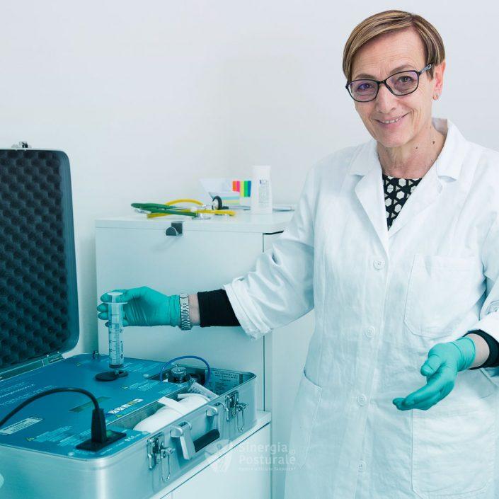 Ossigeno Ozonoterapia- Centro Sinergia Posturale Bologna . Dott.ssa Imma de Vicariis